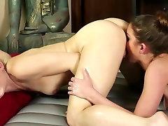 Very he helps her masturbate hairy girl on girl massage