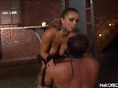 Femdom Fun With Her Slave