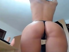 busty cock tease with nice ass meaty pussy