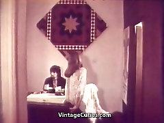 Tüdruk Pannud Kena Fotograaf&039;s Kukk 1960 Vintage