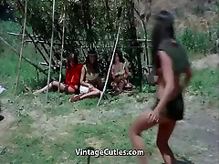 Nude Indian Girl Does Sexy Dance 1960s Vintage