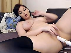 cute asian asian wife with bbc big tits