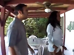 Ebony Mom Fucked Hard by 2 White Guys