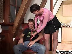 Horny not hidden see sex sister in law fucks him