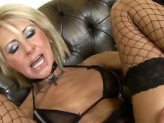 Horny Blonde first anal brutal in interracial GB and Loves it! 202.SMYT