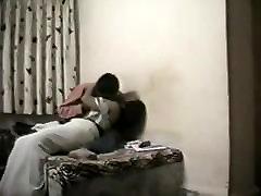 desi- married stepmom seducing daughter boyfriend couple sex tape