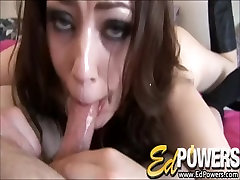 Ed Gives Sarah Shevon Her First Anal Sex
