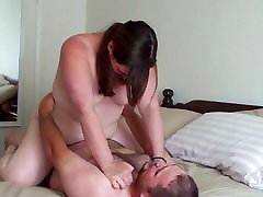 BBW Riding The Dick Real Good