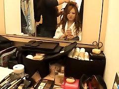 Asian schoolgirl, Sakamoto Hikari, amazing solo cam show