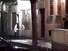 Nekaj seks v javnosti, na ulici, Skrita Kamera