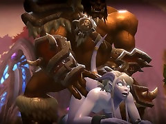 WoW 3D gay vintagw super compilation Word of Warcraft