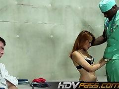 HDVPass miss rikan bangla movi sex video Watches Kim Blossom Fuck a BBC