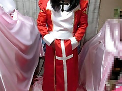 Japan cosplay cross dresse56