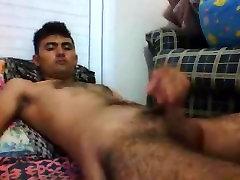 Masturbira Turčija-Turkiish Mladiča Aydin Dolgo Časa Jack Off