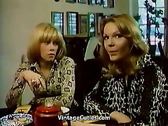 Girls Watching Her Roommate Getting Fucked 1970s Vintage