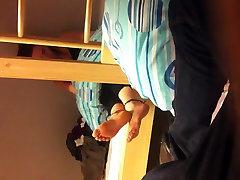 Siiras College Teen sex with foreskin & Tallad aastal Dorm