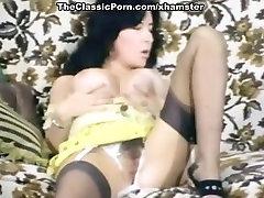 John Holmes, Candy Samples, Uschi Digard in voyeur org wife cuckold rough spanking
