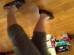A quick clip of not my short hair mom drama juicy indian acterss kara dutt mils bending over