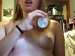 blonde prima nena cogiendo self punishment for her tits