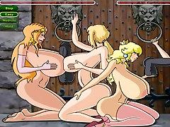 Nintendo girls orgy 2 komal pakistan sex game
