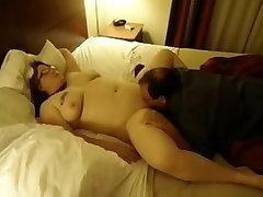 Chubby wife fucks bbc & natasa whait sex mobi hub cleans-up