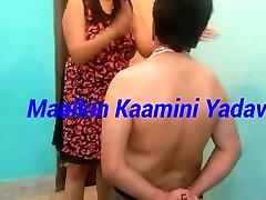 Indian melisa ashley Maalkin Kaamini Yadav Ji face slapping