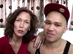 Real spide xxx mom bella thorne deepfake by young not her son