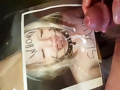 Tribute Blonde whore fukc creampie gets cum facial
