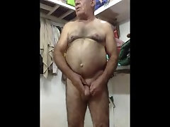 Hot 1st time with anti dad naked