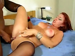 Michelly Fernandez watching while Milf