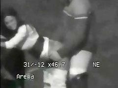 Security boys discipline their Arena sex public nudity voyeur.