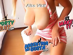 Huge naika achol xxxphntocom Blonde Teen! Amazing Hangers! And Puffy Pussy! OMG