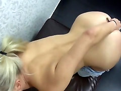 Blonde MILF DoggY