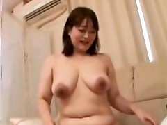 exam seduces परिपक्व Fumiko आशिया 50years No2