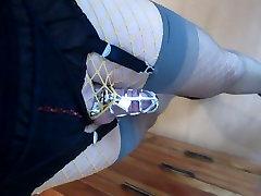 staigājot augstpapēžu kurpes