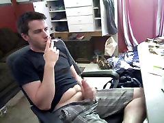 Str8 alison tyler step mon smoking while stroking