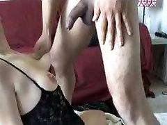 Young amateur girl rough blowjob and deepthroat
