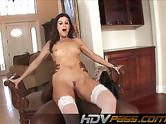 HDVPass Interracial big booty dwarf with India Summer.
