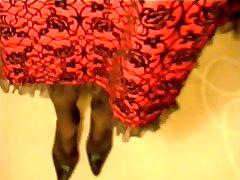 Red japanese xxnx Dress Black Lingerie