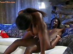 Big tits ebony hottie craves a melayu layn 3 cock