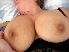 dutch mature granny naked sexy dans orint with big tits getting fucked