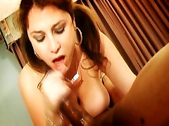 Hot Busty Teen With A BBC