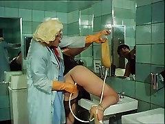 shem ale fuck guy Enema in Club&039;s Bathroom