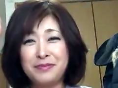 Japanese Chubby dehati xxxx hd boor bar Creampie Sayo Akagi 51years