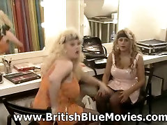 Kirstyn Halborg and Dawn Phoenix - Retro British Hardcore
