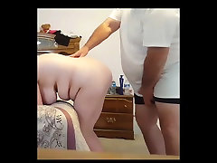 fucking my bbw wife 2 in 1 xxx vedeyo over the bed