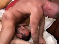 Silver fox and his fuck buddy