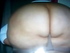 Hot Cum Tribute for this Sexy Big Fat BootyFull BBW Booty