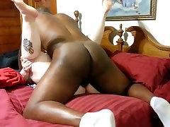 naminis black bull nešioti dideli papai žmona