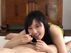 Bsty Azusa Nagasawa amazes z njo japanese mother and boy temptation sesanju